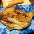 9月22日(金)鶏の香草焼き