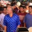 明日のマレーシア総選挙 世論調査