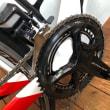 ローラー30分だけ。テストバイクでのポジションチェック。 & 軽量プレッシャーアンカー。