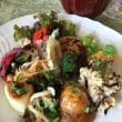 【わずか3品のお料理から、味も形状も違う豊富な種類のお料理ができ感動です!】