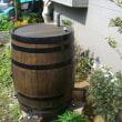 樽、雨樽、樽を利用した雨水タンクなれレインワールド #雨水利用