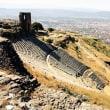 古代都市ベルガモン遺跡を見学する … トルコ紀行(5)
