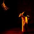 stage photo: Sakurai Ikuya dance solo