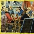 「 パリのカフェで 6 」