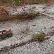イワオヌプリ裏 硫黄川・2 硫黄鉱山町跡