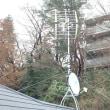 東京都日野市初!ヨーロピアンアンテナTA-3