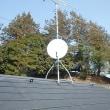 東京都多摩市 U・BS110CSアンテナ設置工事