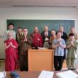 土生川正賢先生の中国語上級講座 高野山大学 聴講生 7月4日(火)