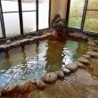 湯治宿の風呂に行く♬