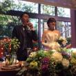 菅谷家・上原家結婚披露宴に出席してまいりました。