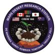 Crew188のミッションパッチが決まりました!