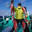 11月12日(日)新島キンメ釣果