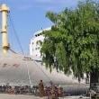 万景峰号が入港を許可された  ウラジオストック港