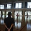 中学女子フットサルトレーニング
