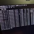 linux の utf-8 kernel を試してみました