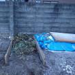 17年12月06日 野菜屑の堆肥化