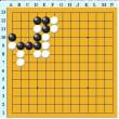 囲碁死活483官子譜