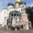 ロシア旅行⑧エルミタージュ劇場のバレエ
