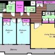 藤和三鷹ホームズ 9階 角部屋 3SLDK 100㎡超 新登場!