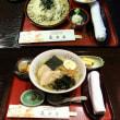 2日目「お昼ごはん」どちらを食べたい?!@ 第30期竜王戦第4局 新潟県三条市「嵐渓荘」