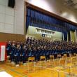 上磯中学校231名の大合唱…北斗市