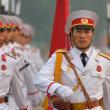 ベトナム共産党軍の軍服(越南人民軍軍装)。ヴェトナム社会主義共和国。