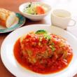 モチモチ食感のせいろ飯、幅広い年代から人気です。☆寿司・うどん・せいろ飯 はなぜん(伊勢崎)