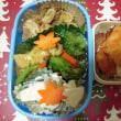 鶏胸肉とブロッコリーのオイスターソース炒め弁当