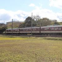鮮魚列車ツアーの撮影