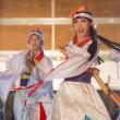 智頭、「来んさい!見んさい!踊りん祭!!」チーム満天星3