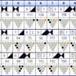 ボウリングのトリオリーグ戦 (120)