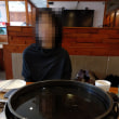 でっかい鍋(;・∀・)