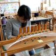 三河木綿のアクセサリーを作る