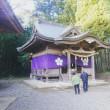 吉野梅園の神社☆