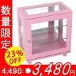 ピンクの小さなコレクションケース #ピンク #コレクション
