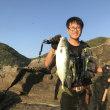 今日のルアーの釣果  10月12日