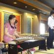 お琴とサックスのコラボコンサート