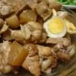 大根と鶏肉の煮物に挑戦