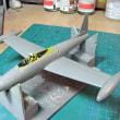 アメリカ空軍 ジェット戦闘機3機同時製作 その2