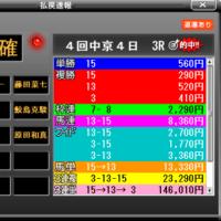 ビックリシタナモー・・・菜七子騎手