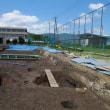 [古代宮都情報告知札]第2号 長岡京右京二条三坊で大規模な邸宅跡再発掘