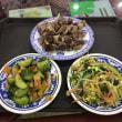 青島人気店で蘭州拉麺ランチ@东方宫中国兰州牛肉拉面