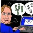 クリントンの屋敷に女性遺体発見さる!【シラっと殺人する悪魔教である】