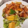 臨時収入があったので夜遅くに中国料理をいっぱい食べてしまいました