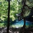 遊佐の牛渡川と丸池様