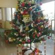 今年もクリスマスツリー飾りました!