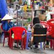 「時」のながれ・サイゴンの旧正月