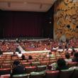 久しぶりに東京文化会館でオペラ
