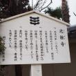 谷八木川・寺・八幡さん・クリスマス飾り(歩こう会下見)