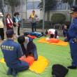 避難所運営訓練を行いました